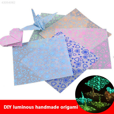 38A5 27686E0 Hand Folding Origami Paper Origami Decorate Making Paper Flowers