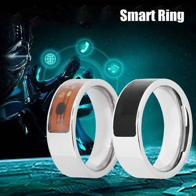 NFC Smart Wearable Ring New Technology For Windows IOS Android Mobile Phone New