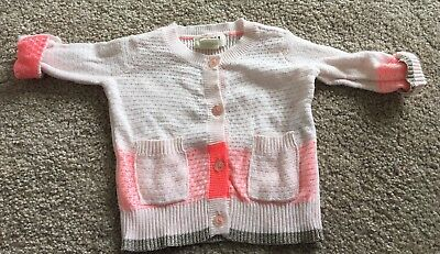 Cotton On Baby Cardigan. Size 0-3 Months