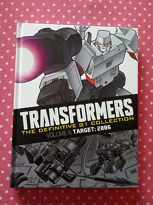 TRANSFORMERS DEFINITIVE G1 COLLECTION Volume 6 - Target: 2006