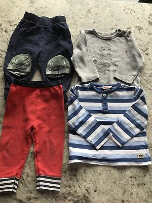 Baby Boys Winter Bundle Sz 6-12mths, CR, Seed