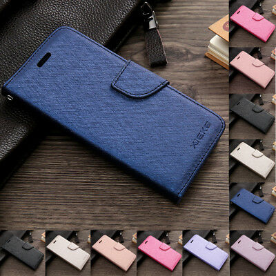Magnetic Case For Samsung Galaxy Note 9 8 5 4 3 Leather Flip Wallet Card Cover