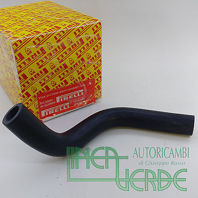 Sleeve Union Water Tank Pirelli 39266 Fiat Coupe' 1.8 16V