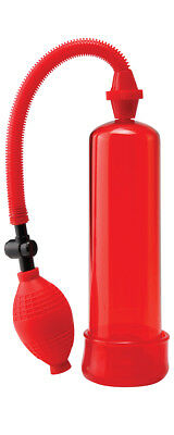 Pompes & Agrandisseurs - Pump Worx Beginner's Power Pump - Rouge