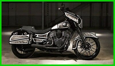 Indian Chieftain®  2017 Indian Chieftain Dark Horse New