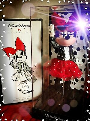 Disney Minnie Mouse Signature Limited Rock The Dots