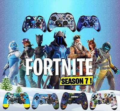 NEW Fortnite Battle Royale Skin For PS4 Sony Playstation 4   Xbox one  Controller b265ca4a22a4