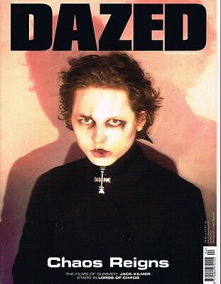 DAZED &CONFUSED Autumn 2018 JACK KILMER Tommy Cash ISAIAH STONE Helena Howard