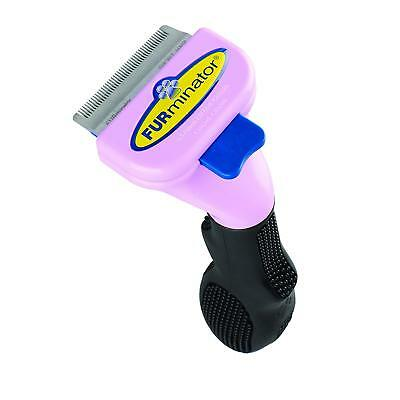 Furminator Short Hair, Small Cat Deshedding Tool. Premium Service, Fast Dispatch