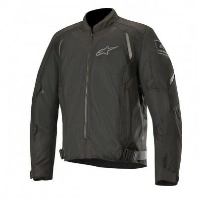 Jacket wake air bk/bk 2x - Alpinestars 3305918-1100-2X