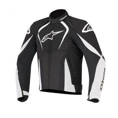 Jacket jaws wp bk/wt 4x - Alpinestars 3201017-12-4X