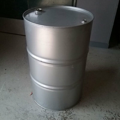 Empty Oil Barrel Drum 205 Litre / 45 Gallon for Variety of Uses - BBQ etc