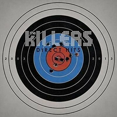 THE KILLERS - Direct Hits Very Best Of - Greatest Hits Collection CD NEW