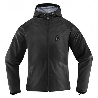Womens merc stealth™ wp1 jacket black small - Icon 2822-0933