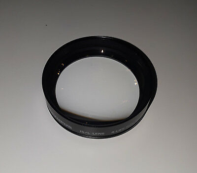 Olympus IS/Lens A-Life-Size Macro H.Q. Converter F=13cm (BRAND NEW!)