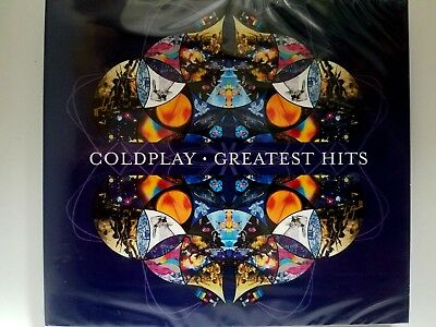 2Cd Coldplay The Best Hits Collection [2018] Rare 2Cd