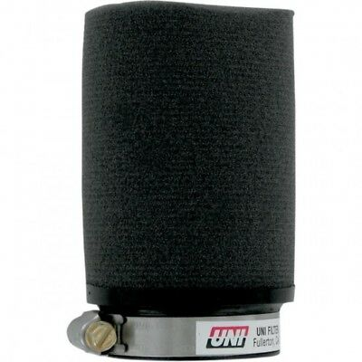 Clamp-on pod filter straight black - Uni filter UP-4229