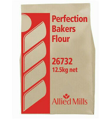 Allied Mills Perfection Bakers Flour 12.5kg x 1