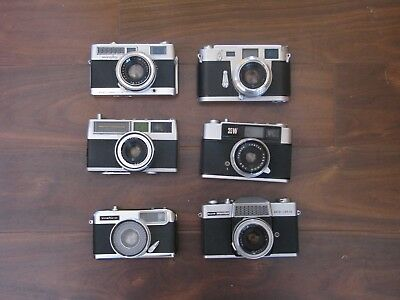 Rangefinder and other Cameras. See Description.