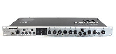 Aphex Channel Master Mic Preamp & Input Processor