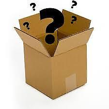 large box of   items  ,