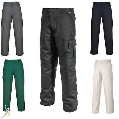 Work Trousers Cargo Bundhosen Portwest Overalls Size 44 up to 70