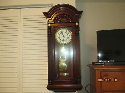 Howard Miller Triple Chime Jennison Wall Grandfather Clock