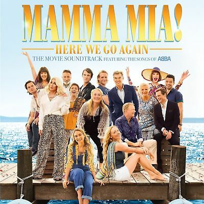Mamma Mia: Here We Go Again [CD] NEW AND SEALED, FREE DELIVERY.