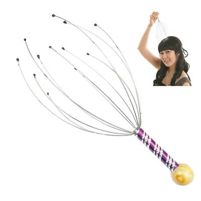 3/5 Pack Scalp Massager - Therapeutic Head Scratcher for Deep Relaxation