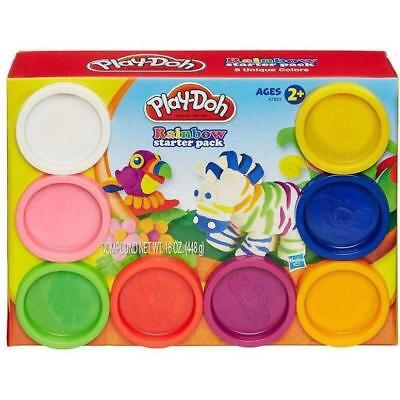 Play-Doh Colour Rainbow Starter Pack