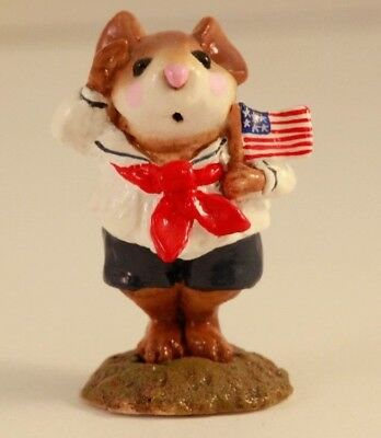 Wee Forest Folk Stars & Stripes M-168