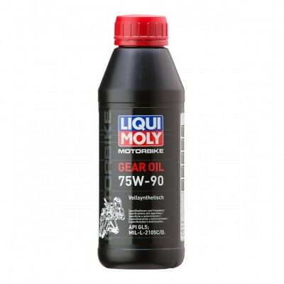 Gear oil 75w-90 fully synthetic 60 liter - Liqui moly 3827