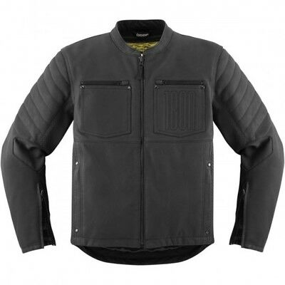 Axys™ leather jacket black medium - Icon - 1000 2810-3080