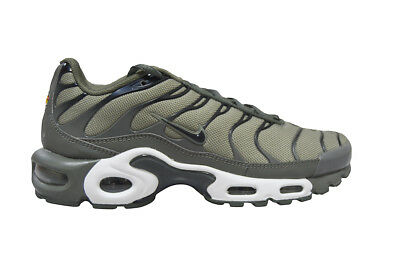 save off 0829c bf268 HOMMES NIKE TUNED 1 Air Max Plus TN - 852630-013 - Noir Gris Baskets ...