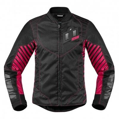 Womens wireform™ wp1 jacket pink large - Icon 2822-0831