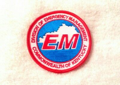 Commonwealth of Kentucky Division of Emergency Management Patch