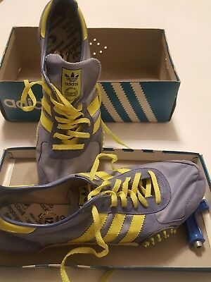 Adidas Adi - star 80 west germany schuhe spikes sprinter neu true vintage