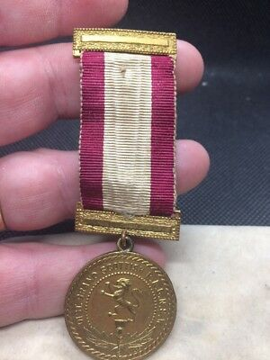 Vintage Dist Grand Scottish R.A.C N.S.W. Royal Arch Chapter Medal