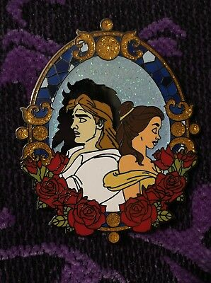 Disney's Beauty And The Beast Fantasy Pin Belle (Magnet)