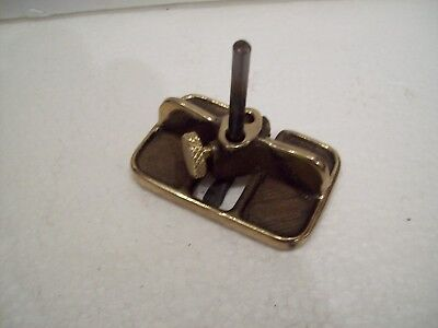 Stanley #271 size router plane bronze reproduction