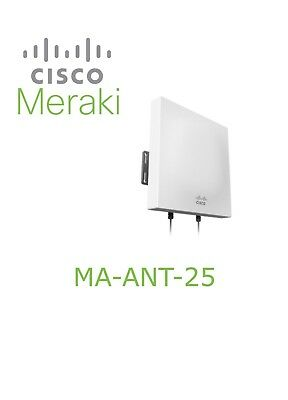 Cisco Meraki MA-ANT-25 Dual-Band Patch Antenna