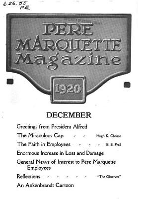 Pere Marquette Railway 44 Issues Free Shipping