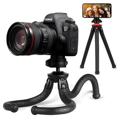 Fotopro Selfie Stick Flexible Mini Octopus Tripod for iPhone Samsung Android