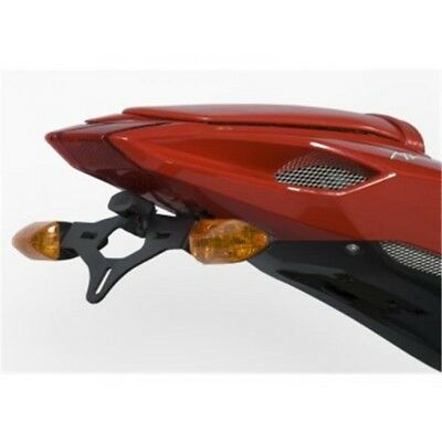 Support de plaque r&g mv agusta 675 f3 R&g racing LP0126BK