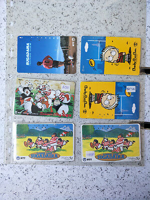 Japan Rugby Phonecards