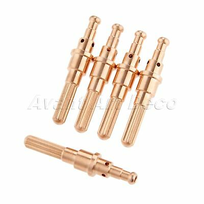 5Pcs 9-8215 Electrodes for SL60 SL100 Plasma Cutting Parts 30A-120A High Quality