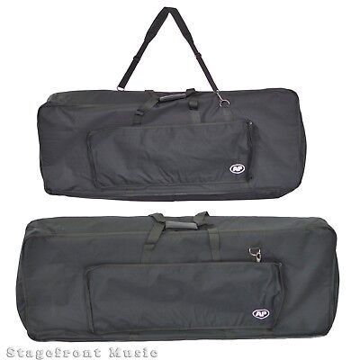 KEYBOARD CARRY BAG HIGH DENSITY PADDING TEAR AND WATERPROOF  122x44x15cm *NEW*