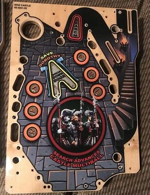 Wizard Of Oz Jersey Jack Pinball Playfield