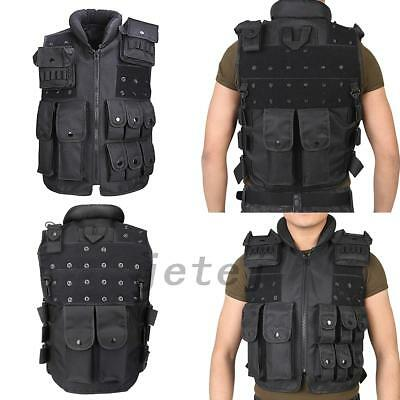 Outdoor Tactical Nylon Weste Security Guard Erwachsene Weste Kampfweste