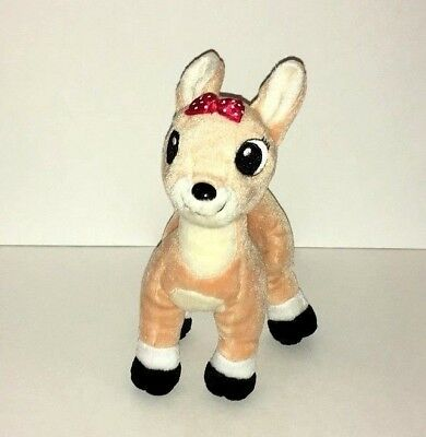 Rudolph the Red Nosed Reindeer Clarice Bean Bag Plush Figure Prestige 2000
